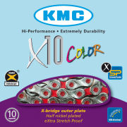 KMC X10 114 Links - 10 Speed