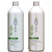 Biolage Advanced FibreStrong Shampoo and Conditioner for Fragile Hair 1000ml