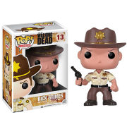 The Walking Dead Rick Grimes Pop! Vinyl Figur