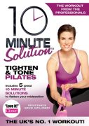 10 Minute Solution - Tighten and Tone Pilates with Band