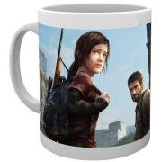 The Last of Us Ellie and Joel Mug