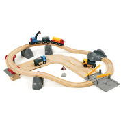 Brio Rail and Road Loading Set