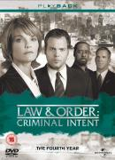 Law and Order - Criminal Intent - Seizoen 4 - Compleet