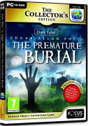 Dark Tales 3: Edgar Allan Poe's The Premature Burial: Collector's Edition