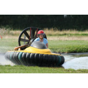 One Hour Hovercraft Flying Experience for One