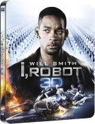 I, Robot 3D (Versión 2D incl.) - Steelbook Exclusivo de Edición Limitada