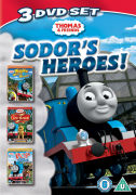 Thomas and Friends: Sodors Heroes (Wobbly Wheels and Whistles / Lion of Sodor / Pop Goes Thomas)