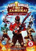 Power Rangers Super Samurai: Super Powered Black Box - Volume 1