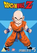 Dragon Ball Z - Seizoen 1: Part 5 (Episodes 29-35)