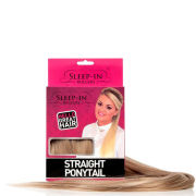 Sleep In Rollers Straight Ponytail (Various Shades)