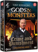Tony Robinson: Crime and Punishment and Gods and Monsters