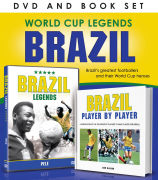 World Cup Legends: Brazil (Bevat Book)
