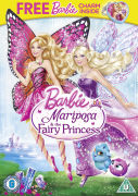 Barbie: Mariposa and the Fairy Princess (with Barbie Charm)