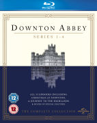 Downton Abbey - Series 1-4