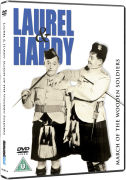 Laurel and Hardy: March of the Wooden Soldiers