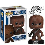 Figura Pop! Vinyl Bobble Head Chewbacca - Star Wars