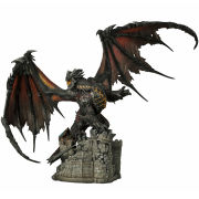 Sideshow Collectibles World of Warcraft Deathwing 25 Inch Statue