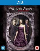 The Vampire Diaries - Seizoen 1-5