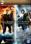 Percy Jackson and the Lightning Thief / Percy Jackson: Sea of Monsters