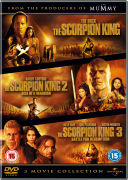The Scorpion King: 3 Movie Collection