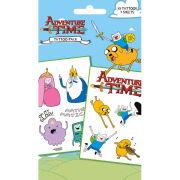 Planche de Tatouages Adventure Time - Mathématiques