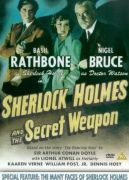 SHERLOCK HOLMES AND SECRET WEAPON