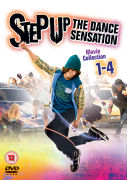 Step Up 1-4 Box Set