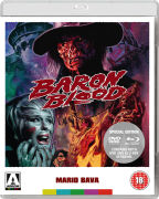 Baron Blood (DVD incl.)