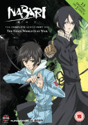 Nabari No Ou Complete Series 1 Part 1