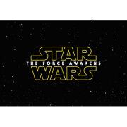 Hot Wheels Elite Star Wars The Force Awakens Spacecraft Model