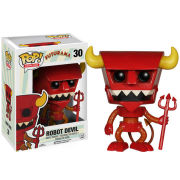 Figurine Pop! Vinyl Robot Devil Futurama