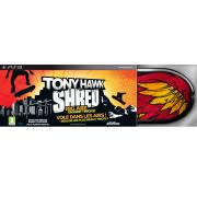 Tony Hawk: Shred + Board