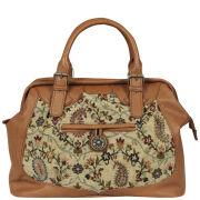 Nica Frankie Frame Grab Bag - Tan