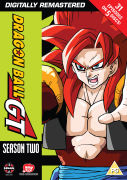 Dragon Ball GT - Season 2: Episodes 35-64 (Includes Movie)