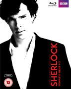 Sherlock - Series 1-3