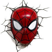 Lampe Murale 3D Spiderman Marvel