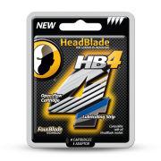 HeadBlade Replacement Four Blade Kit