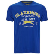 Slazenger Men's Waddle T-Shirt - Crown Blue