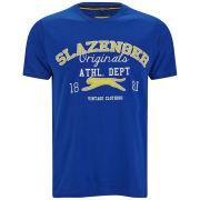 Slazenger Men's Waddle T-Shirt - Crown Blue