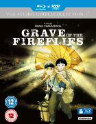 Grave of the Fireflies - Double Play (Blu-Ray and DVD)