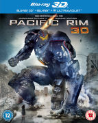 Pacific Rim 3D  (Includes 2D Version and UltraViolet Copy)