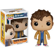 Doctor Who - 10° Dottore Figura Pop! Vinyl