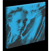Impression sur Toile Sin City Nancy - Jessica Alba