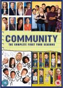 Community - Seasons 1-4 (Includes UltraViolet Copy)
