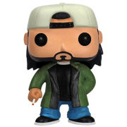 Jay And Silent Bob Silent Bob Funko Pop! Vinyl