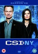 CSI: New York - Seizoen 8 - Compleet