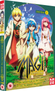 Magi: Labyrinth of Magic - Seizoen 1: Part 1