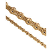 KMC X10SL Gold Bicycle Chain - 10 Speed