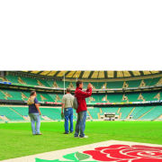 Tour of a Sporting Stadium for Two