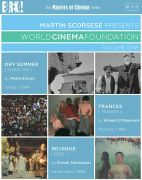 Foundation: Volume 1 - Dual Format Editie (Masters of Cinema)